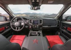 Taglia XL e gran comfort di guida per il Ram 1500 RX Militem
