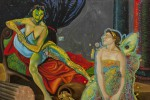 Alfonso Leto, Spic contra Span (Venere condanna Psiche a separare i semi)