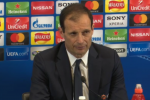 "La Juventus espugna Wembley, Allegri: ""Cambi decisivi? Sbaglio ma poi rimedio"" - Video"