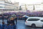 A Firenze i funerali di Davide Astori, folla dall'alba per l'ultimo saluto - Foto