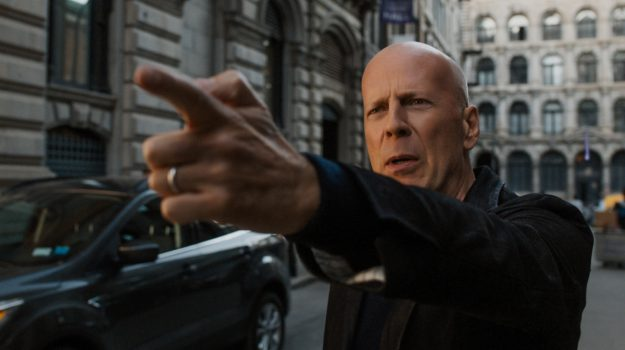 Rgs al Cinema, intervista a Bruce Willis