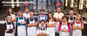 Celebrity MasterChef: eliminati Laura Barriales, Umberto Guidoni e Barbara Alberti