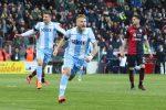 Tacco al volo al '95: il gol capolavoro di Immobile che salva la Lazio - Video
