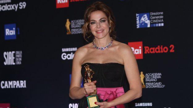 Rgs al Cinema, intervista a Claudia Gerini
