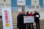 Conad dona 17 mila euro all'Associazione Piera Cutino di Palermo