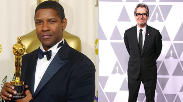Rgs al Cinema, intervista a Denzel Washington e Gary Oldman