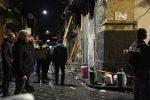 Esplosione a Catania, operato uno dei due feriti