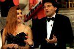 Fabrizio Frizzi e Rita Dalla Chiesa