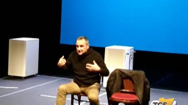 A lezione di teatro con Giorgio Barberio Corsetti