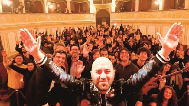 cittadinanza onoraria sangiorgi caltanissetta, Caltanissetta, Cultura
