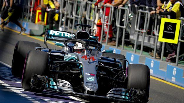 formula 1, gran premio australia, Lewis Hamilton, Sicilia, Sport