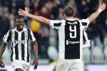Higuain e Matuidi stendono l'Atalanta, i gol che lanciano la Juventus a +4 - Video