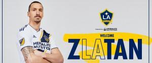 Ibrahimovic passa ai Los Angeles Galaxy: ecco l'annuncio ufficiale