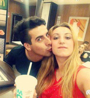 Laura Petrolito e Paolo Cugno