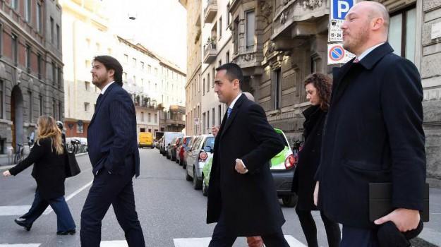 m5s, nuovo governo, Luigi Di Maio, Sicilia, Politica