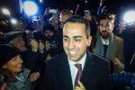 Di Maio a Marsala per una breve vacanza: foto e selfie con i sostenitori