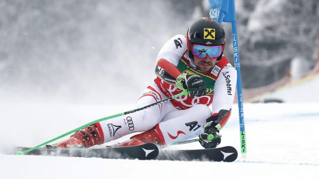 sci, slalom gigante, Marcel Hirscher, Sicilia, Sport
