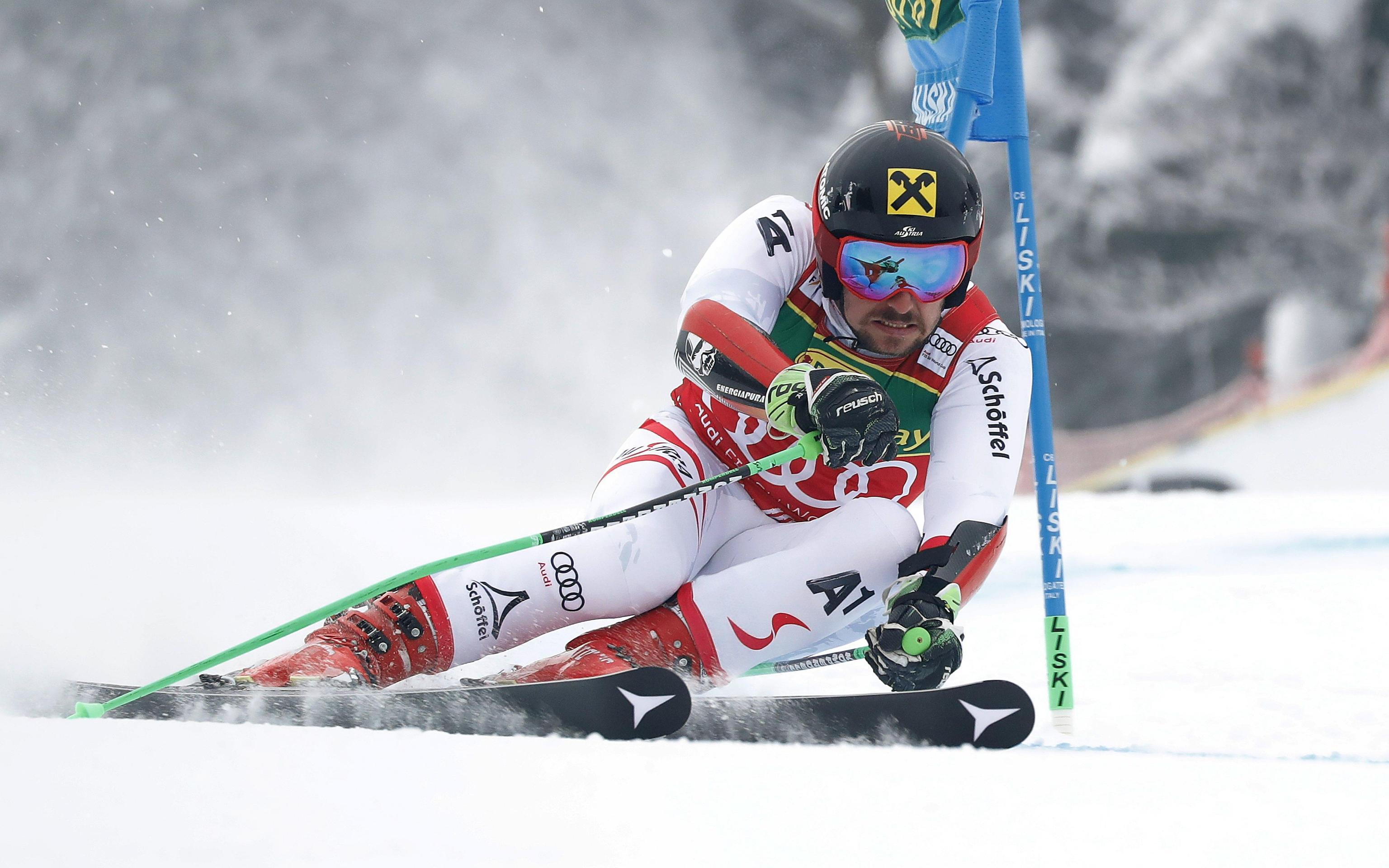 Slalom Kranjska Gora: comanda sempre Hirscher, Kristoffersen 2°