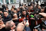 """Salvini: """"Io premier? Non mi scanso"""" """"Sì alla sinistra che guarda alla Lega"""""""