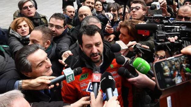 elezioni politiche 2018, Lega, Matteo Salvini, Sicilia, Politica