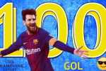 """Dio salvi il re"", la stampa spagnola celebra i 100 gol di Messi in Champions - Video"
