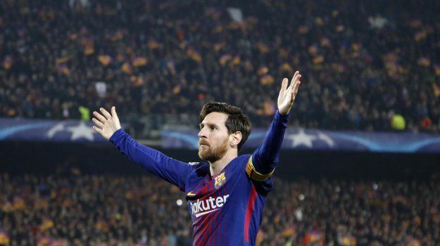 Barcellona-Chelsea, champions league, Lionel Messi, Sicilia, Sport
