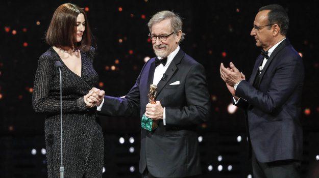 Ammore e malavita, cinema italiano, david donatello, Steven Spielberg, Sicilia, Cultura