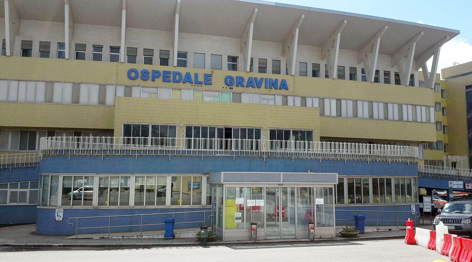 Risultati immagini per immagine ospedale Gravina