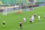Palermo, il poker al Carpi per riprendere la marcia verso la Serie A: rivedi i gol