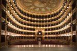 Il Teatro Massimo di Palermo, aperto anche a Pasqua (Foto di Rosellina Garbo)