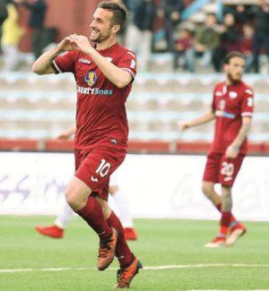 Il Trapani si aggiudica il derby con l'Akragas e punta in alto in classifica