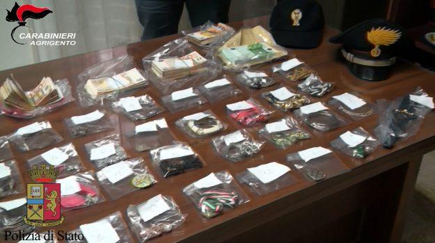 gioielli rubati, romeni arrestati, Agrigento, Cronaca