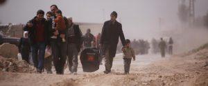 """Siria, l'offensiva turca e la conquista di Afrin: esodo """"biblico"""", 150mila civili in fuga"""