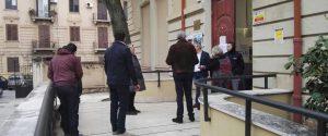 Elezioni politiche, un seggio chiuso a Palermo