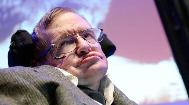 Stephen Hawking, Sicilia, Mondo