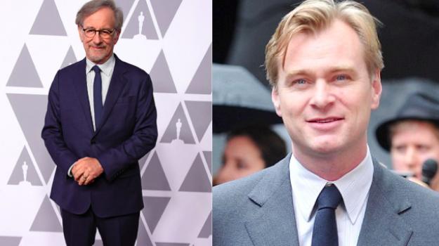 Rgs al Cinema, intervista a Steven Spielberg e Christopher Nolan