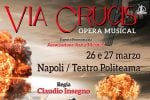 """L'opera musical siciliana """"Via Crucis"""" sbarca a Napoli"""