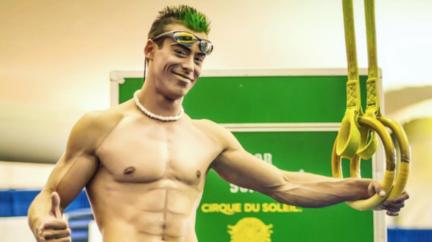 morto Cirque du Soleil, Yann Arnaud, Sicilia, Mondo