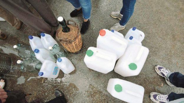 erogazione idrica trapani, Trapani, Cronaca