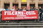 Comune di Messina, niente stipendi: protestano gli addetti alle pulizie