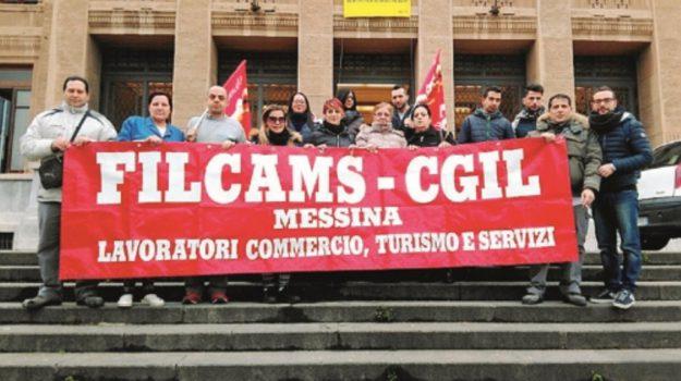protesta messina, Messina, Economia