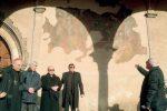Torna a splendere l'affresco della Vergine: festa a Castelbuono