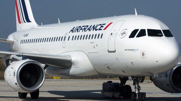 Air france, Palermo, parigi, volo palermo parigi, volo Palermo-Parigi Air France, Jerome Salemi, Palermo, Economia