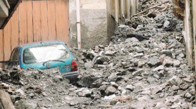 alluvione giampilieri, Assolti Scaletta Zanclea Italia sfollati, Messina, Cronaca