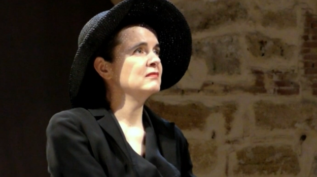 Amèlie Nothomb a Palermo