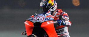 Motogp, al debutto in Qatar vince Dovizioso: terzo Valentino Rossi