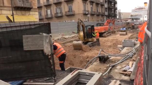 anello ferroviario, lavori, Rfi, Tecnis, Palermo, Cronaca