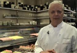 Apre a Milano la nuova pasticceria di Iginio Massari. Il video-tour in anteprima