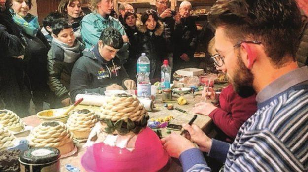 Tornano gli Archi di Pasqua a San Biagio Platani, aperti decine di laboratori