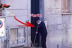 Il marito a fare le pulizie al Municipio: le immagini che incastrano la comunale di Baucina